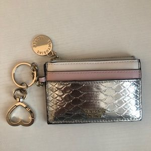 Victoria's secret card holder